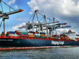 Happag Lloid Container ship