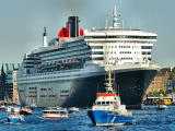 Queen Elisabeth cruise ship