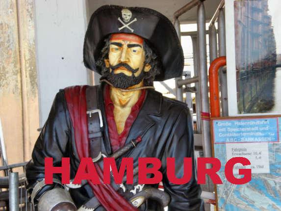 Pirate pic Hamburg